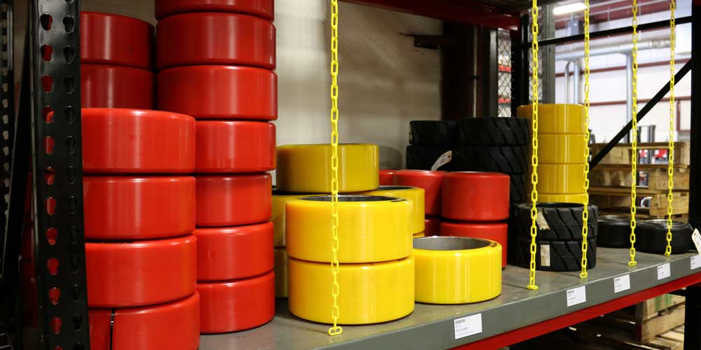 Forklift Tires from Carolina Handling