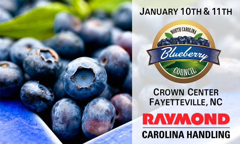 North Carolina Blueberry Council Trade Show